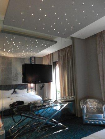 Résidence Dar Lamia : La chambre