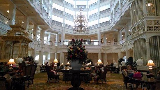 Disney's Grand Floridian Resort & Spa: Lobby