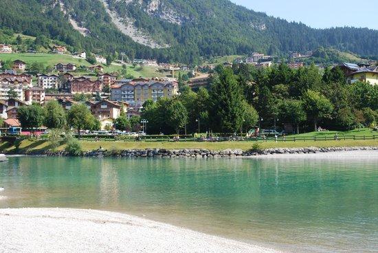 Lago di Molveno: lago