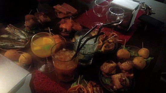 Le Tapas : Delicioso!!..Awesome..!!..
