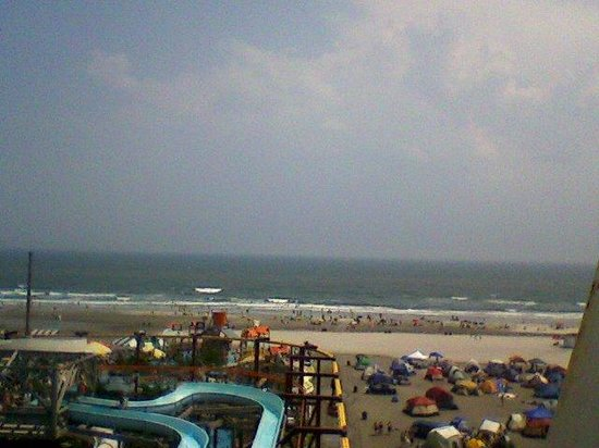 Wildwood Boardwalk : View from a ride!