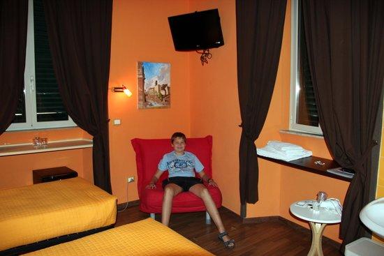 Colors Hotel: номер на двоих