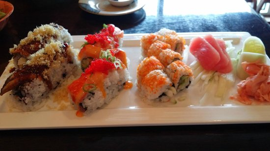 Asahi Japanese Sushi & Grill