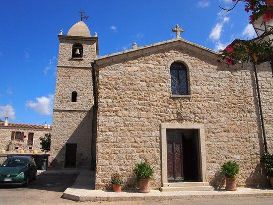 San Pantaleo : chiesa