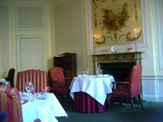The Howard : The Atholl - small dining room
