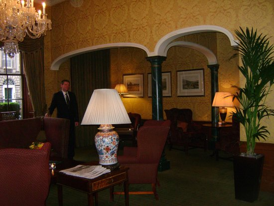 The Howard : Drawing Room - coffee & afternoon teas