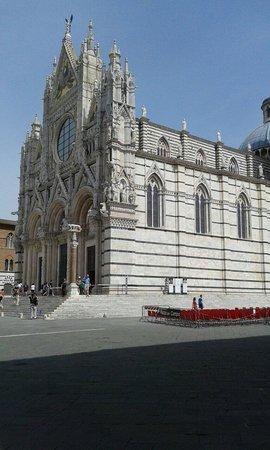 Antica Trattoria Papei: Siena