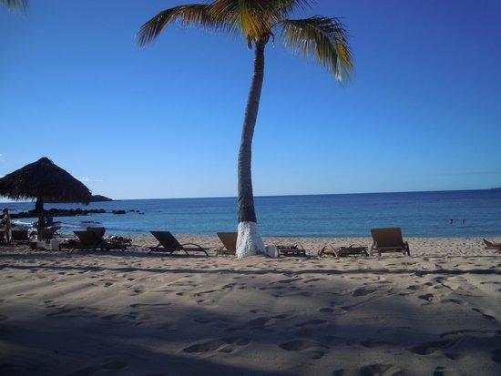 Andilana Beach Resort : spiaggia hotel