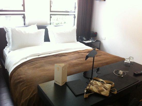 Sir Albert Hotel Amsterdam : Best bed ever!