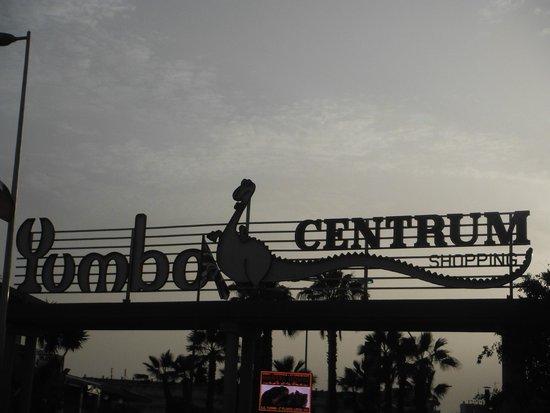 Axel Beach Maspalomas: Yumbo Centrum (300 mêtres à pieds)
