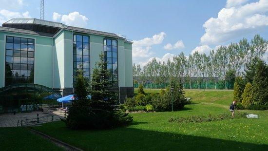 Holiday Inn Moscow Vinogradovo : Вид отеля