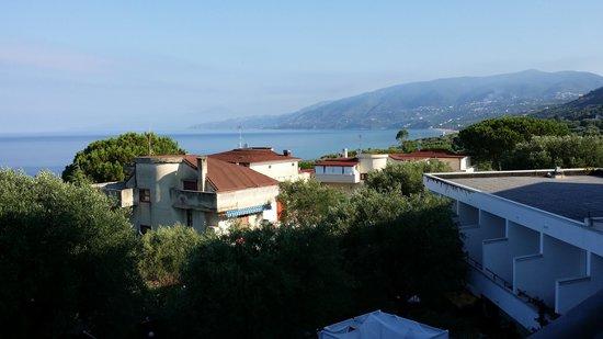 Hotel Baia: vista dalla albergo