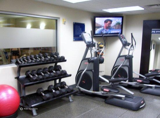 Hampton Inn Philadelphia Center City - Convention Center: Fitness Room