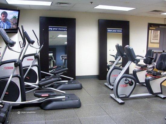 Hampton Inn Philadelphia Center City - Convention Center: Fitness Room2
