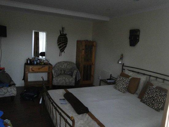 AestAs Bed & Breakfast: Room
