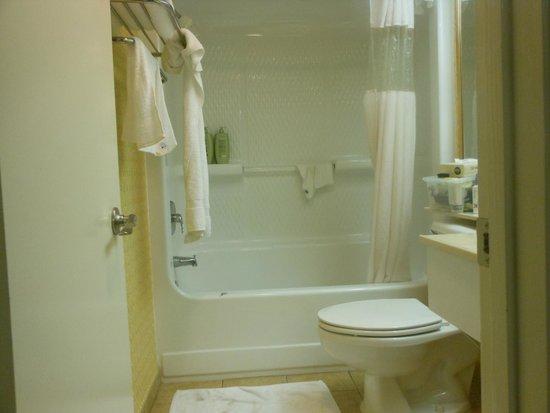 Compass Cove Oceanfront Resort: Bathroom