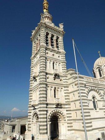 Basilique Notre Dame de la Garde: Basilique