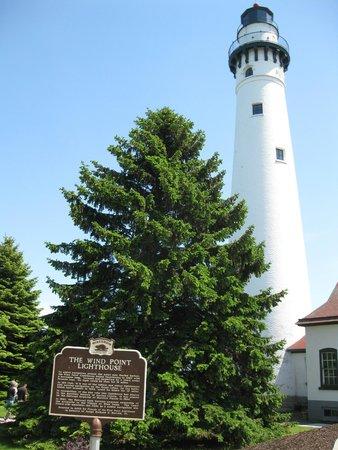 Wind Point Lighthouse: Windpoint Lighthouse