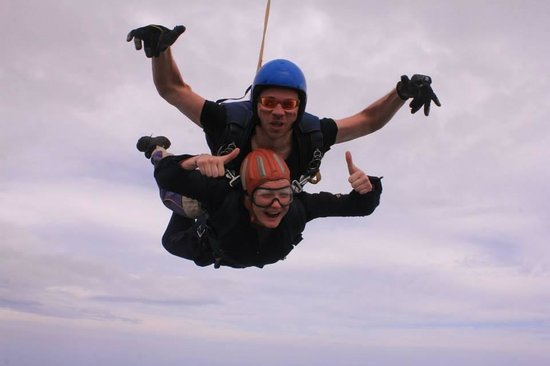 Peterlee Parachute Centre: Best day ever