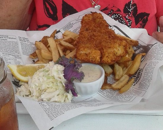 Jack's Gastropub : Fish and Chips