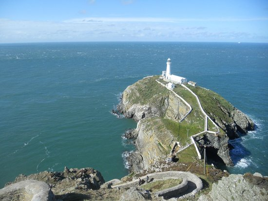 South Stack Lighthouse: ...