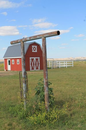 Circle View Guest Ranch: Vista