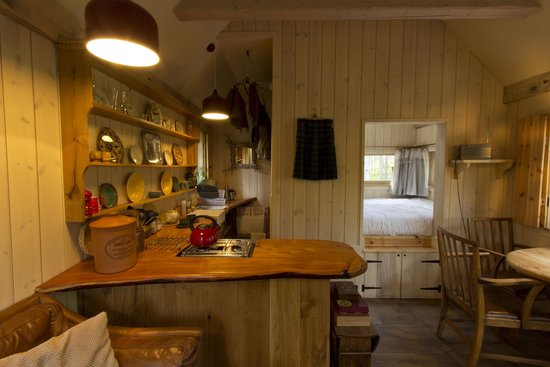 Lazy Duck Hostel, Eco Cabins & Lightweight Camping Ground: The Duck's Nest