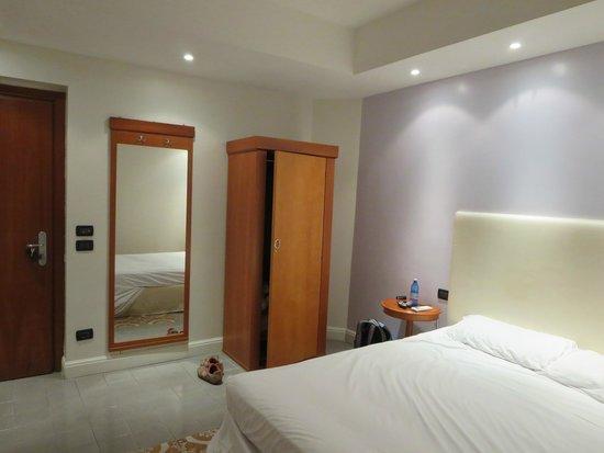 Hotel Trieste: camera