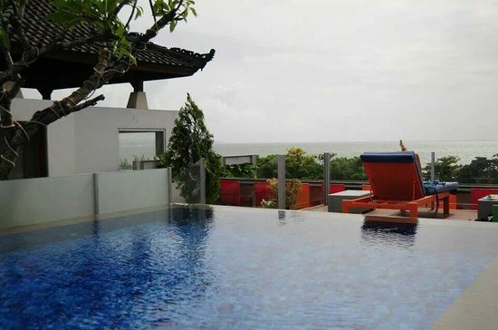 Best Western Kuta Beach: Pool