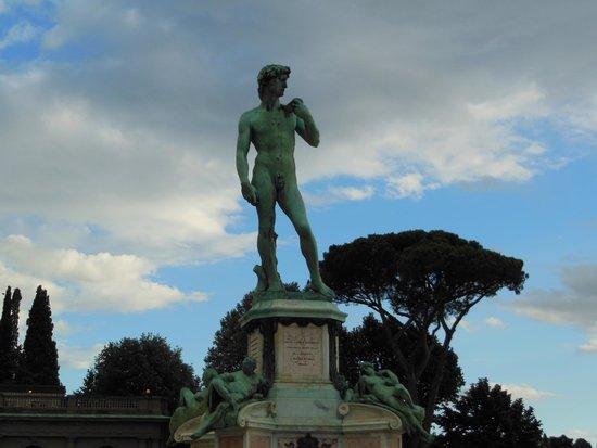 Piazzale Michelangelo: Romantic Views