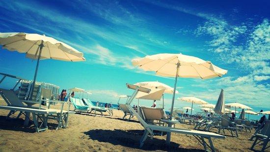 Rimini centro : Rimini Beach