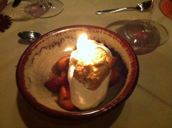 Fabian's : Classic Strawberry shortcake