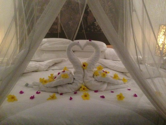 Banyan Tree Bintan : Bedroom