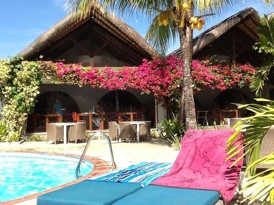 Veranda Palmar Beach: ristorante della piscina