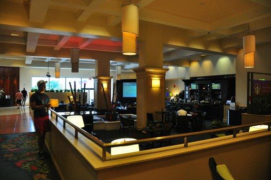 Hilton Miami Downtown: Lounge