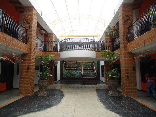 Hotel Salento Real: Hall de entrada