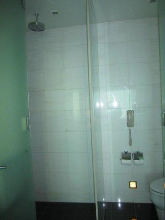 Conrad Tokyo: Shower!