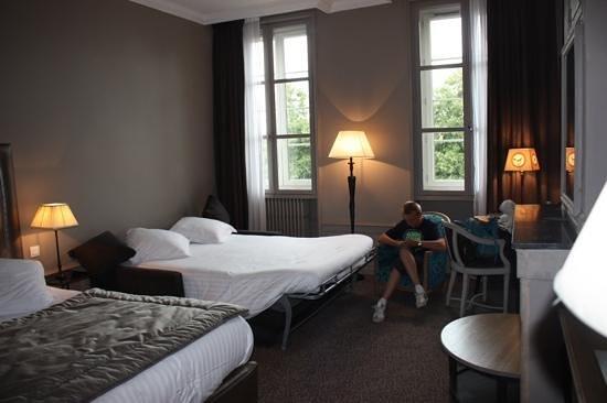 Best Western Plus Hotel D'Europe Et D'Angleterre : de familie kamer