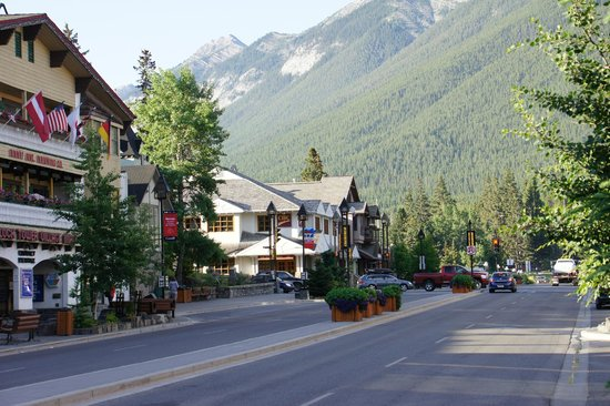Mount Royal Hotel : Central Banff