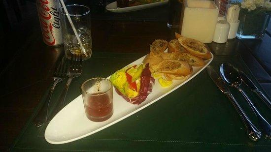 Nora Beach Resort and Spa: food at the resort