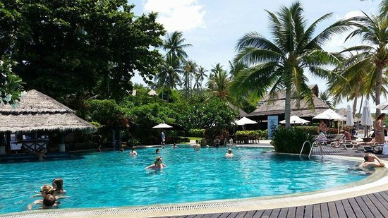 Nora Beach Resort and Spa : the pool
