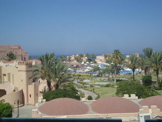LTI Akassia Beach: Une des vues de l'hôtel