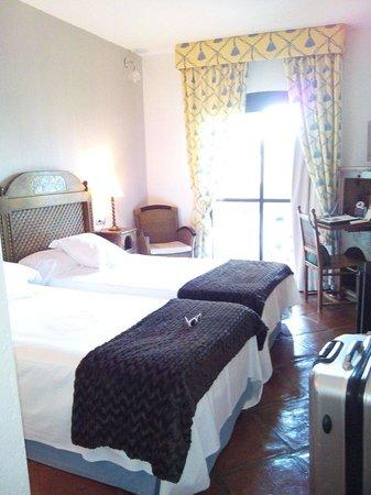 Hotel La Vinuela: Chambre la moins chère