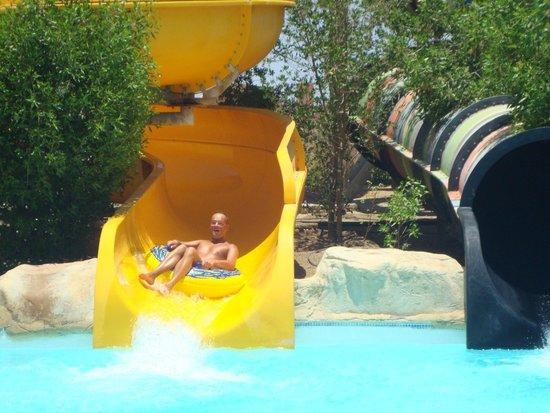LTI Akassia Beach: Aqua park....