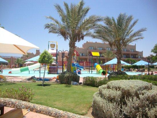 LTI Akassia Beach: Aqua park pour les petits