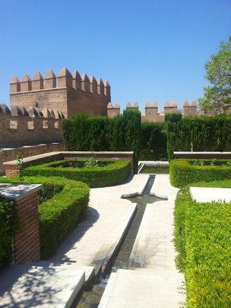 Conjunto Monumental de La Alcazaba: La Alcazaba de Almeria,precioso monumento
