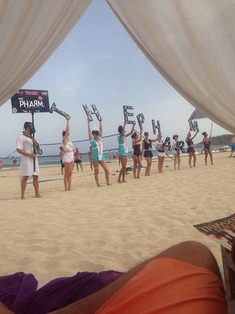 Hard Rock Hotel Ibiza: Ibiza hotness @ hard rock beach