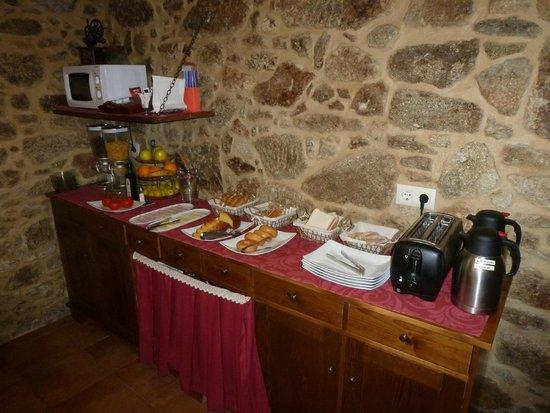 A Bana, Spain: Comedor