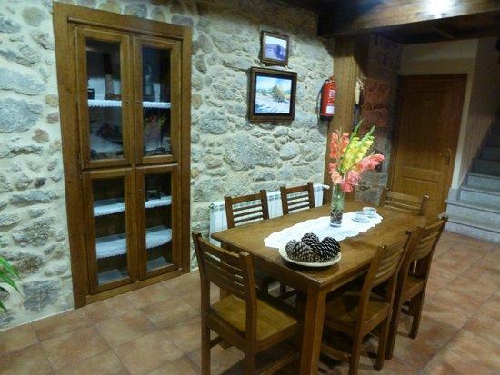 A Bana, Spain: Sala de estar