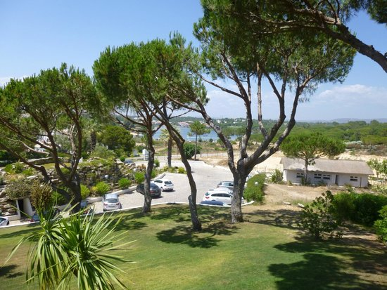 Quinta do Lago Country Club: view from club
